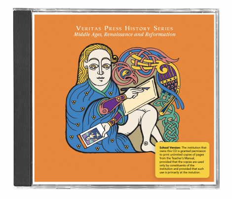 Middle Ages, Renaissance and Reformation | HS Enhanced CD