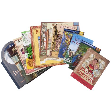Middle Ages Renaissance & Reformation SP Lit Kit Lvl 1