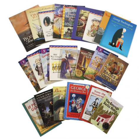 Explorers to 1815 Self-Paced Literature Kit Level 1