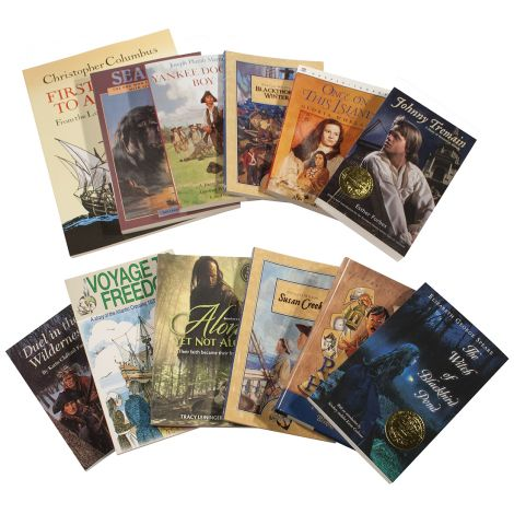 Explorers to 1815 Self-Paced Literature Kit Level 2