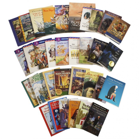 Explorers to 1815 Self-Paced Literature Kit Levels 1 & 2