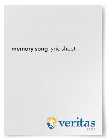 1815 to Present Memory Song Lyrics | Veritas Press