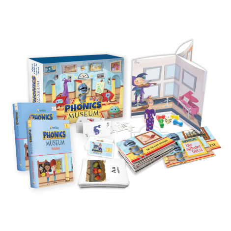 Phonics Museum 1st Grade Kit - 2nd Edition