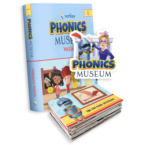 Phonics Grade 1 Student Kit with Primers - 2nd Edition