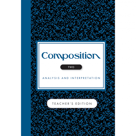 Composition II Teacher Edition eBook