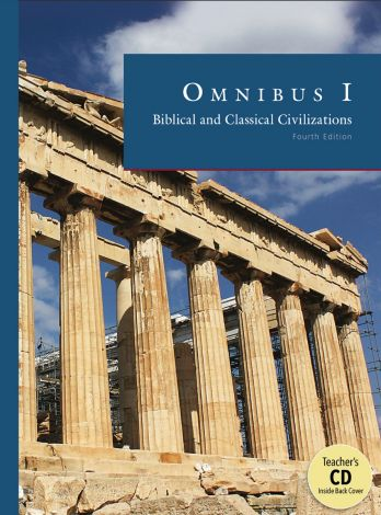 Omnibus I Text & Teacher CD | Veritas Press