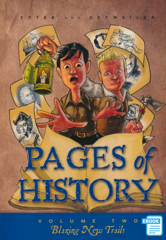 Pages of History 2: Blazing New Trails | eBook