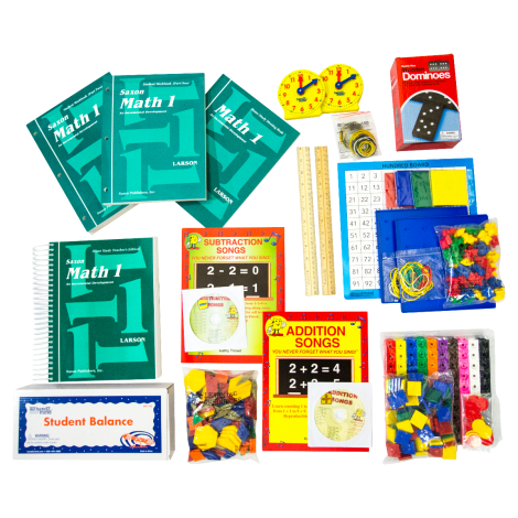 Math K | You Teach Kit | Veritas Press