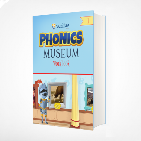 Phonics Museum 1st Grade Workbook - 2nd Ed | Veritas Press
