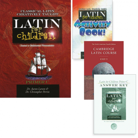 Latin Grammar 5 | Live Course Kit | Veritas Press