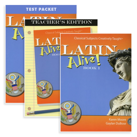 Latin Transition I | Live Course Kit | Veritas Press