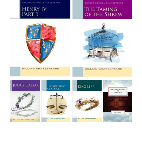Shakespearean Literature - Live Course Kit