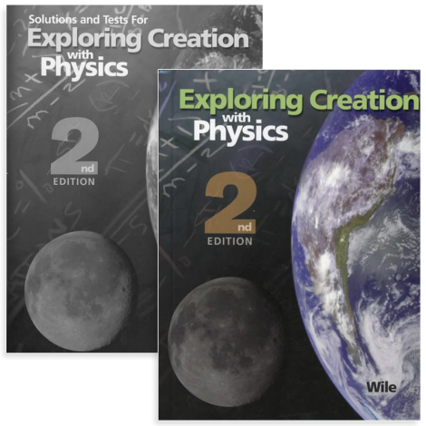Physics I | Live Course & You Teach Kit | Veritas Press