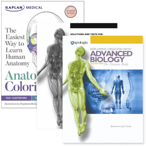 Anatomy & Physiology - Live Course & You Teach Kit | Veritas Press