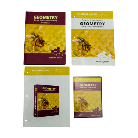 Geometry - You Teach Kit | Veritas Press