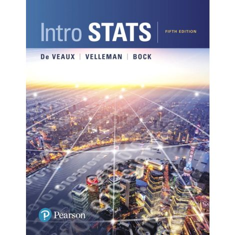 Intro Stats, 5th Edition