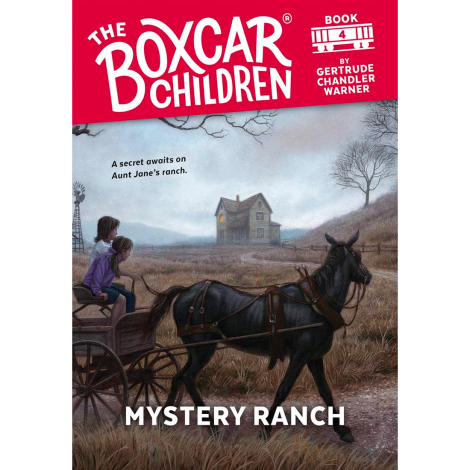 Boxcar 4 | Mystery Ranch | Veritas Press