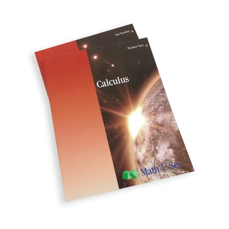 Math-U-See Calculus Student Pack | Veritas Press