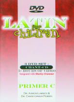 Latin for Children C DVDs and CD