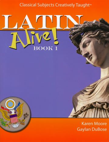 Latin Alive! 1 Student Text