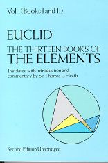 Thirteen Books of Euclid Volume 1 (4P)