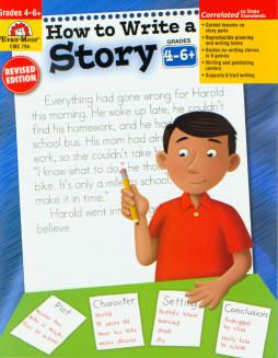 How to Write a Story 4-6