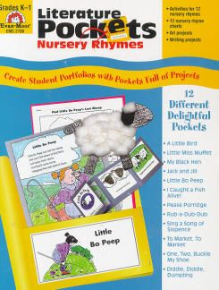 Lit Pockets: Nursery Rhymes