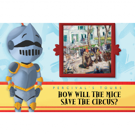 Primer 23: How Will the Mice Save the Circus?