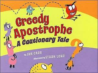 Greedy Apostrophe: A Cautionary Tale