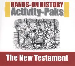 Hands On History Activity-Paks: The New Testament