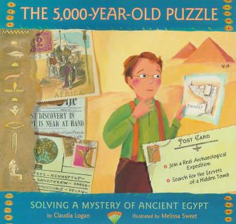The 5,000-Year-Old Puzzle: Solving a Mystery of Ancient Egypt