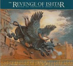 The Revenge of Ishtar - The Gilgamesh Trilogy, Book 2