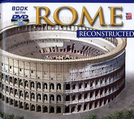 Rome: Reconstructed Book with DVD