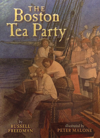 The Boston Tea Party