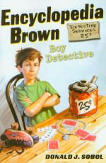 Encyclopedia Brown Set of 7