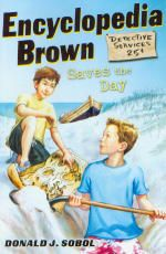 Encyclopedia Brown: Everyone's Favorite Boy Detective, Saves the Day