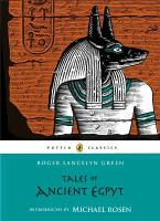 Tales of Ancient Egypt | Veritas Press