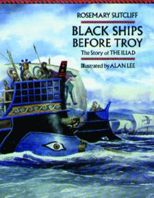 Black Ships Before Troy | Veri