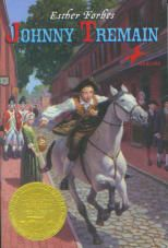 Johnny Tremain: A Story of Boston in Revolt