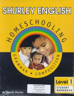 Shurley English Level 1 Homeschool Kit
