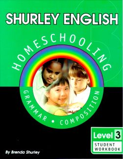 Shurley English Level 3 Homeschool Kit