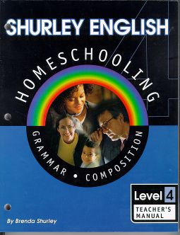 Shurley English Level 4 Homeschool Kit