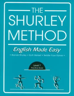 Shurley Level 7 Workbook | Veritas Press