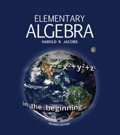 Elementary Algebra | Jacobs | Veritas Press