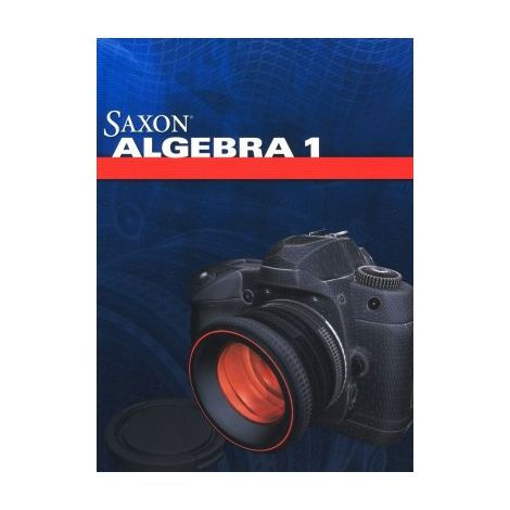 Algebra I Saxon 4th Edition - You Teach Kit