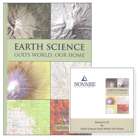 Novare Earth Science Kit | Veritas Press