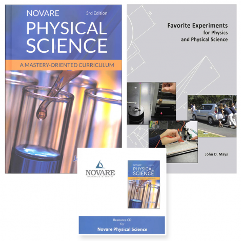 Novare Physical Science Kit | Veritas Press