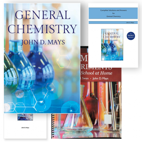 Novare General Chemistry Kit | Veritas Press