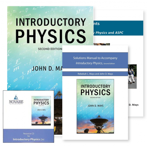 Novare Introductory Physics Kit | Veritas Press