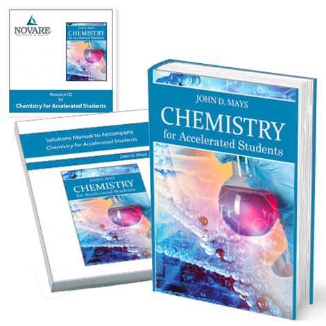 Novare Accelerated Chemistry Kit | Veritas Press